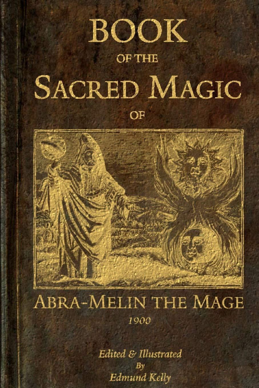 Cursed, Book, Abramelin