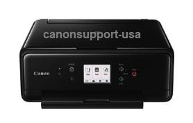 Canon PIXMA TS6020 Driver