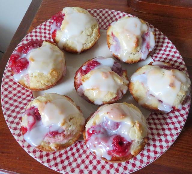 Raspberry Peek-A-Boos