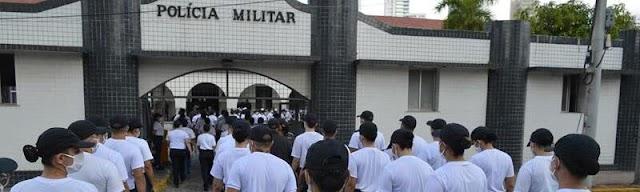 GOVERNO INICIA CURSO DE FORMAÇÃO PARA MAIS 299 POLICIAIS MILITARES