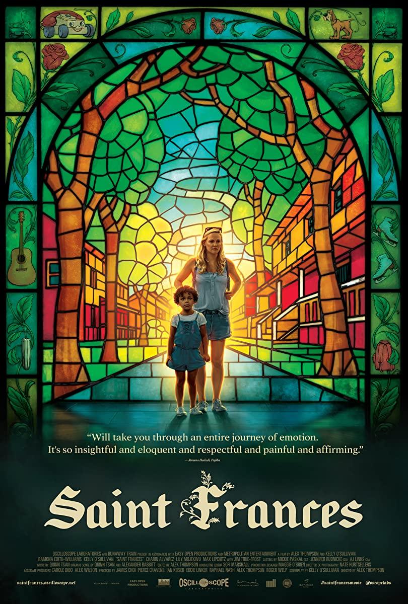 مشاهدة فيلم Saint Frances 2019 مترجم