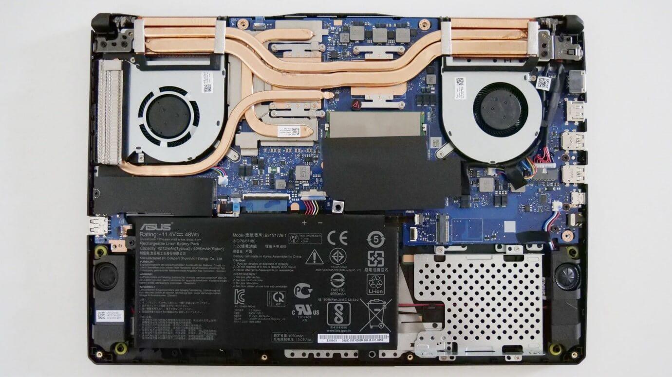 Penampakan Mesin ASUS TUF Gaming A15 FX506 Ryzen 4000