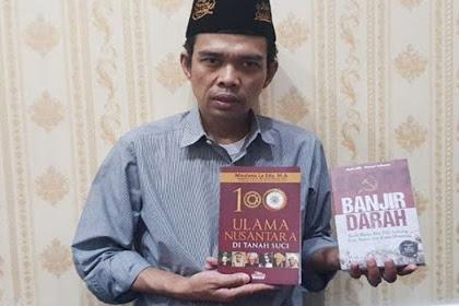 Ustadz Abdul Somad: Buku Banjir Darah Mengingatkan Kita tentang Kejahatan PKI dalam Sejarah Bangsa Indonesia