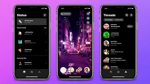 Instagram is renewing its application for Messaging Threads