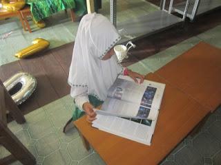Peresmian Perpustakaan Madrasah Ibtidaiyah Al Raudlah Berbasis Teknologi