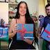 Na Cidade de Goiás Escola Cora Coralina recebe o lançamento do livro ''O Presente'' da escritora Maria Alexandrina