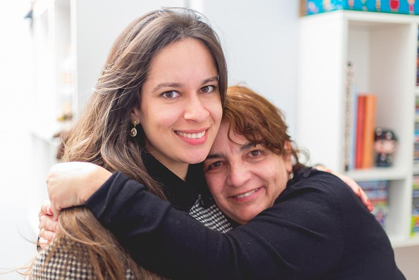 Fernanda e Zezinha