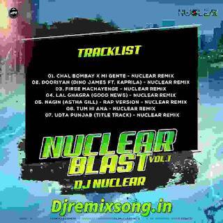 Nuclear Blast Vol.1 - DJ Nuclear