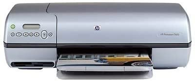HP PhotoSmart 7450 Inkjet Driver Download