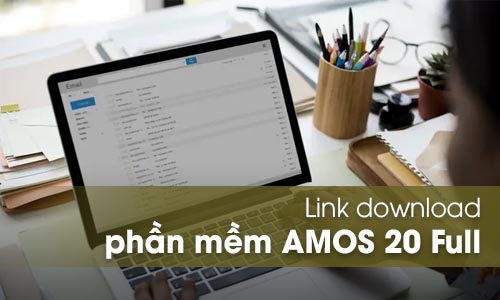 Phần mềm AMOS 20 Full