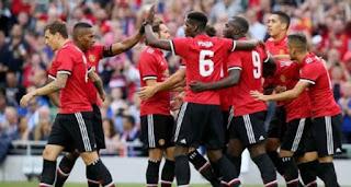 Jadwal Pertandingan Manchester United September-Oktober 2017