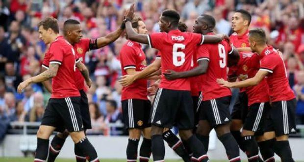Susunan Pemain Swansea City vs Manchester United