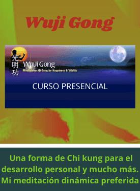 curso wuji gong