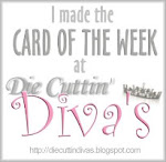 Die Cuttin Divas Card of the Week