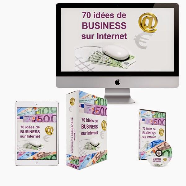 Idées concept : 70 idées de Business sur Internet