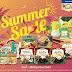คิง เพาเวอร์ จัดโปรเอาใจคนรักขนม 'Summer Sale' มอบส่วนลดสูงสุดถึง 50%