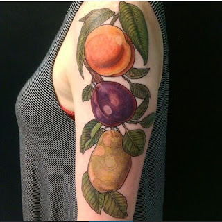 Each Peach Pear Plum Tattoo - 10 Picture Book Tattoos