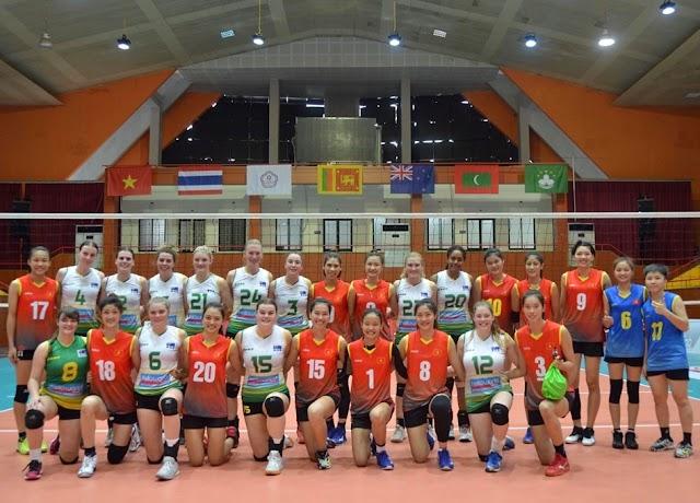 Đại sứ quán Úc chiêu đãi đội tuyển nữ U23 VN!