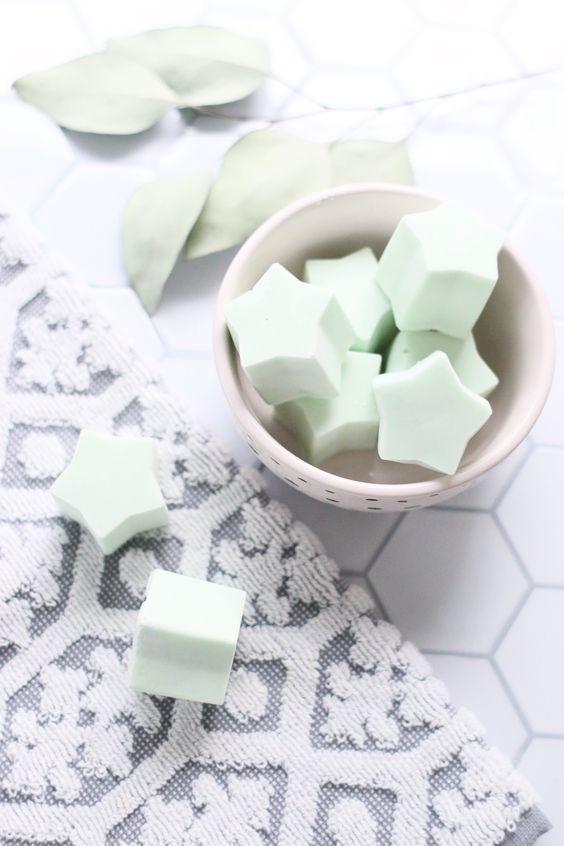 Jabón de eucalipto