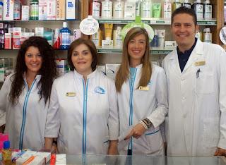 Servicios Farmacia Borau