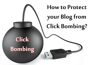How to Protect your Blog from Click Bombing?