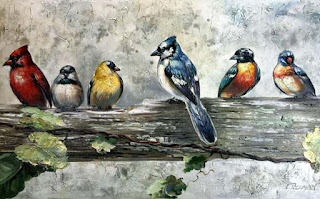 सभी पक्षियों के नाम हिंदी और इंग्लिश में ▻ Birds Name