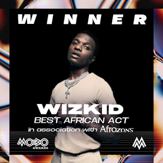 Wizkid, Burna Boy Win Big At The 2020 MOBO Awards