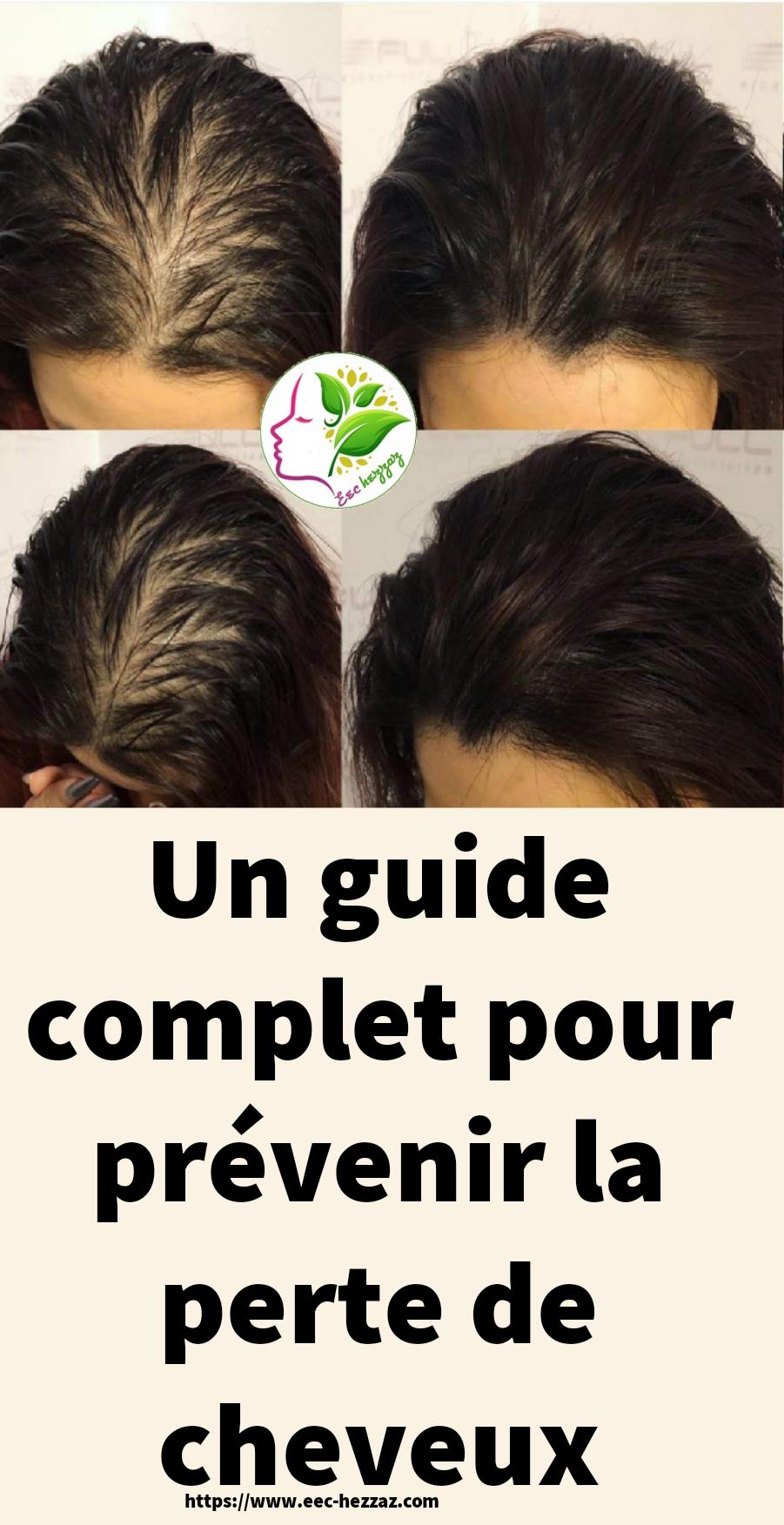 Un guide complet pour prévenir la perte de cheveux