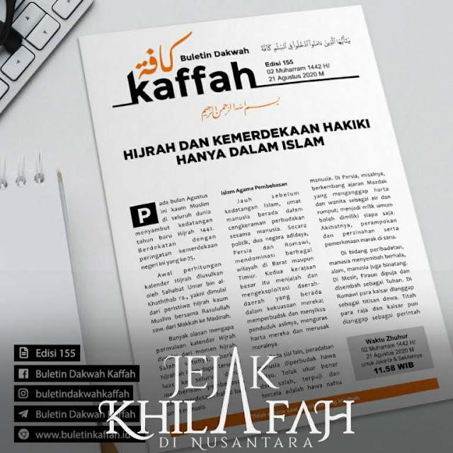 Buletin Dakwah Kaffah edisi 155