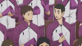 ハイキュー!! アニメ 3期8話   Karasuno vs Shiratorizawa   HAIKYU!! Season3