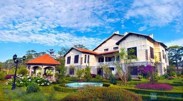 Khu biệt thự Cadasa resort