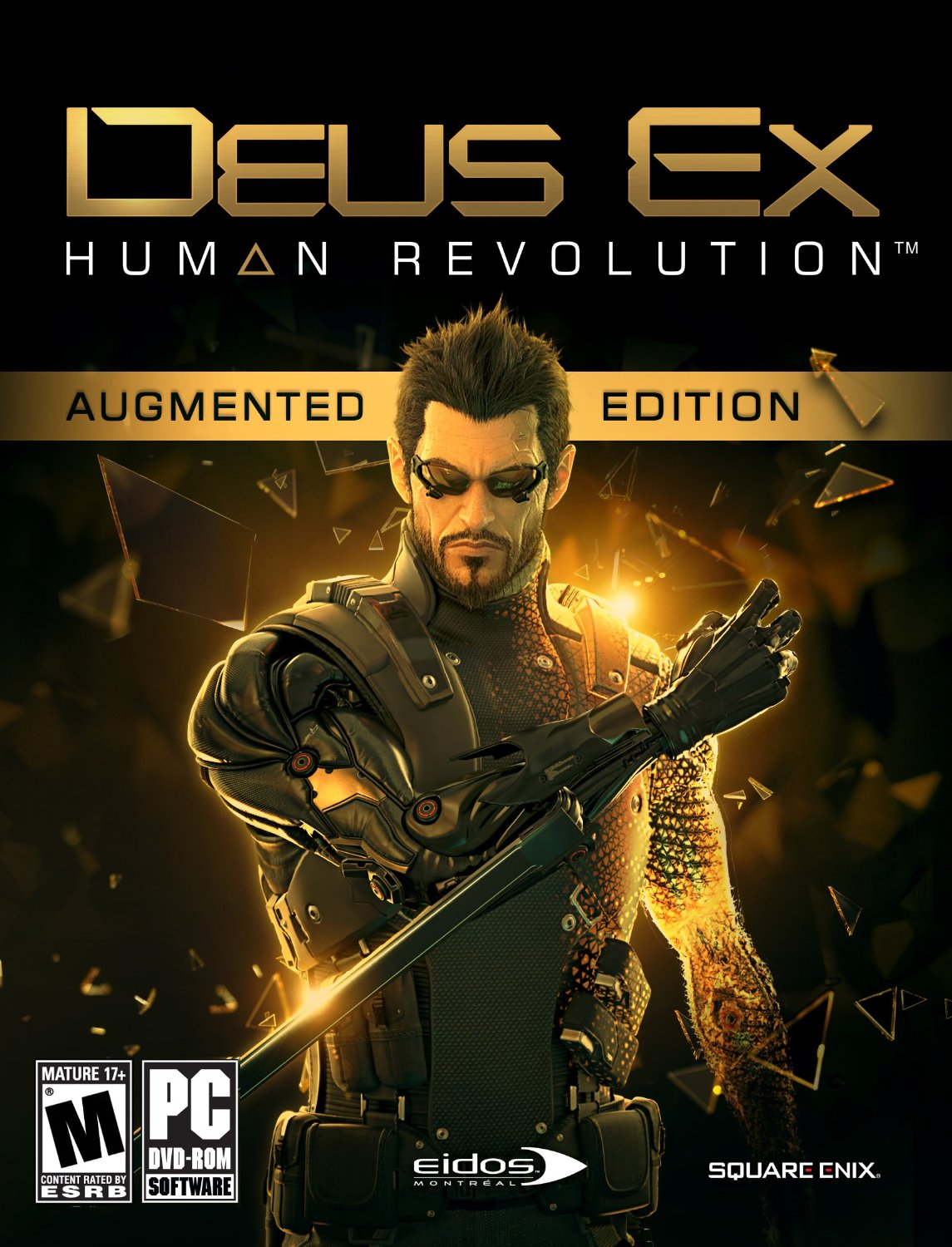 Descargar Deus Ex Human Revolution: Augmented Edition [PC] [Full] [Español] [ISO] Gratis [MEGA]
