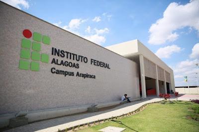 Ifal Arapiraca oferta 224 vagas em cursos técnicos
