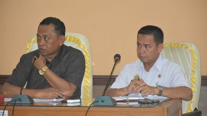 Rapat Bamus, DPRD Sepakati Jadwal Paripurna LKPJ Bupati Tahun 2019