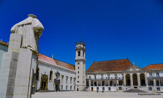 Paço das Escolas - Universidade de Coimbra