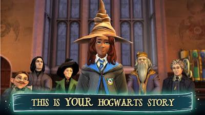 Harry Potter: Hogwarts Mystery Apk + Data OBB