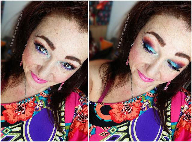 miss trucco eyeshadow palette ombretti terra  acqua  makeup