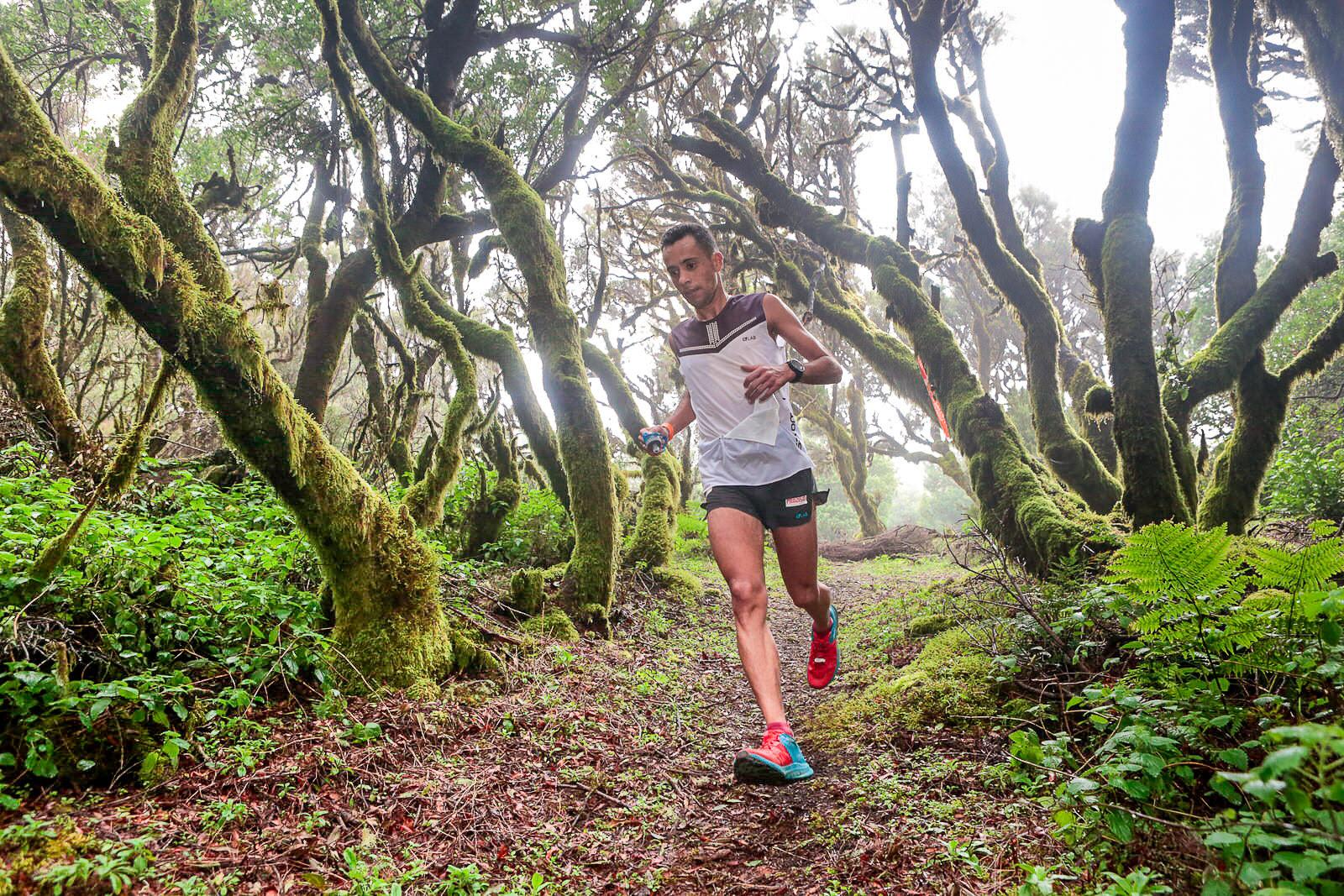 Cristofer Clemente debuta en las Golden Trail National Series