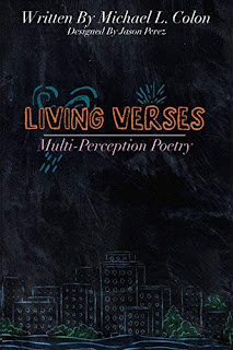 Living Verses - Multi Perception Poetry free book promotion Michael Colon