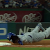 Yasiel Puig scrapes face sliding into third on triple (Video)