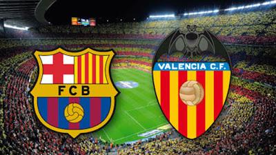 Ver Barcelona Vs Valencia EN VIVO | Liga BBVA Por Internet 17/04/2016