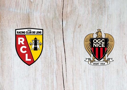 Lens vs Nice -Highlights 23 January 2021