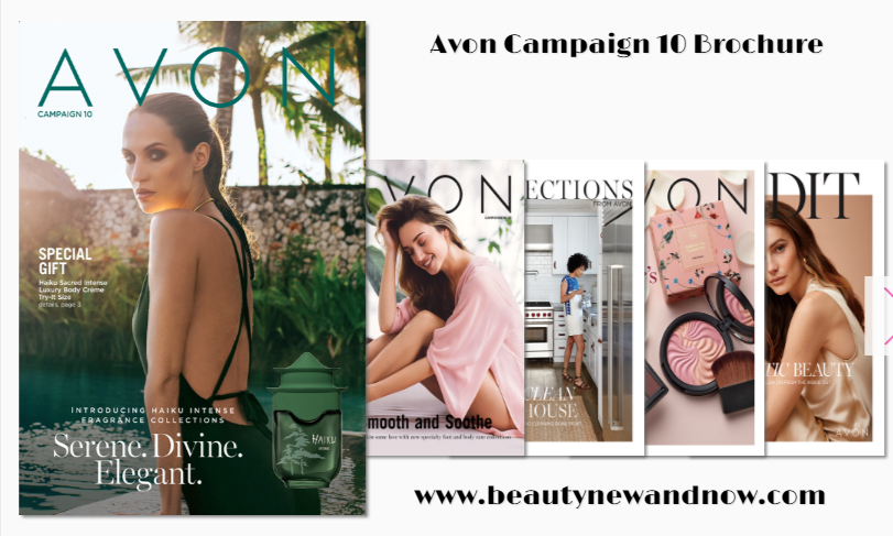 The Current Avon Brochure Campaign 10 Catalog - Promos & Sales - Avon Online Shopping