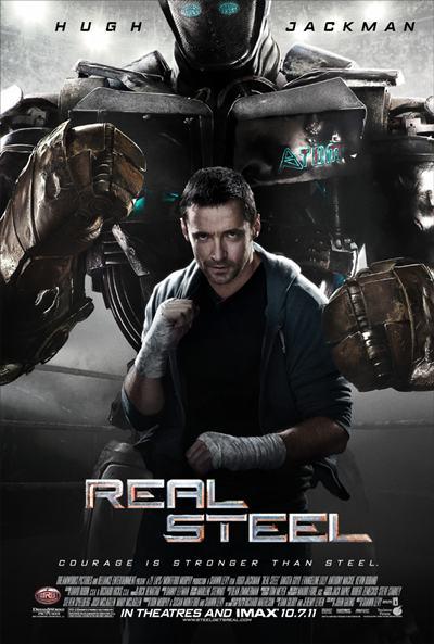 Real Steel [Acero Puro] 2011 DVDR Menu Full Español Latino ISO NTSC Descargar