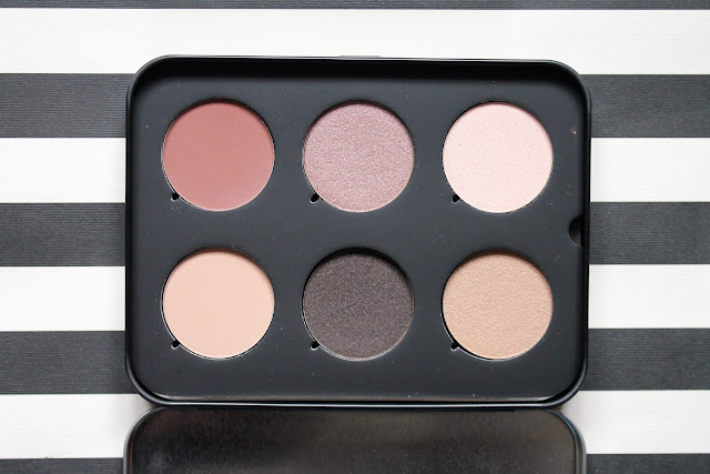 Make Up For Ever Artist Shadow Nude Palette