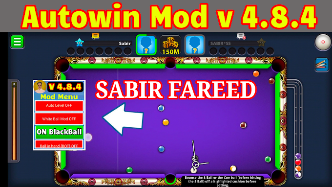 8 Ball Pool Direct BlackBall Pot Autowin mod Latest Version 4.8.4
