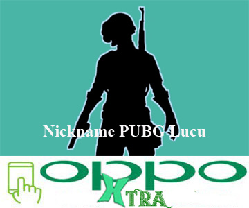 Nickname PUBG Lucu