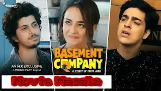 Basement Company MxPlayer WebSeries Story Star Cast Crew Review