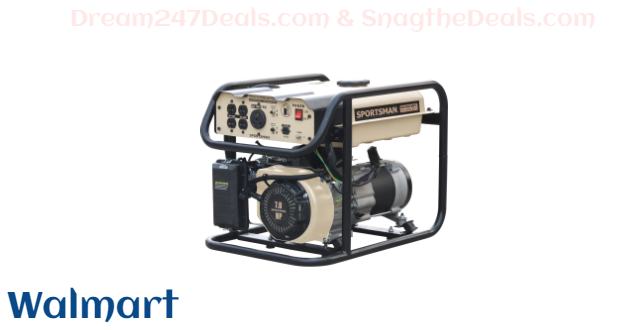 Sportsman Sandstorm Gasoline 4000 Watt Portable Generator - Not CARB Approved