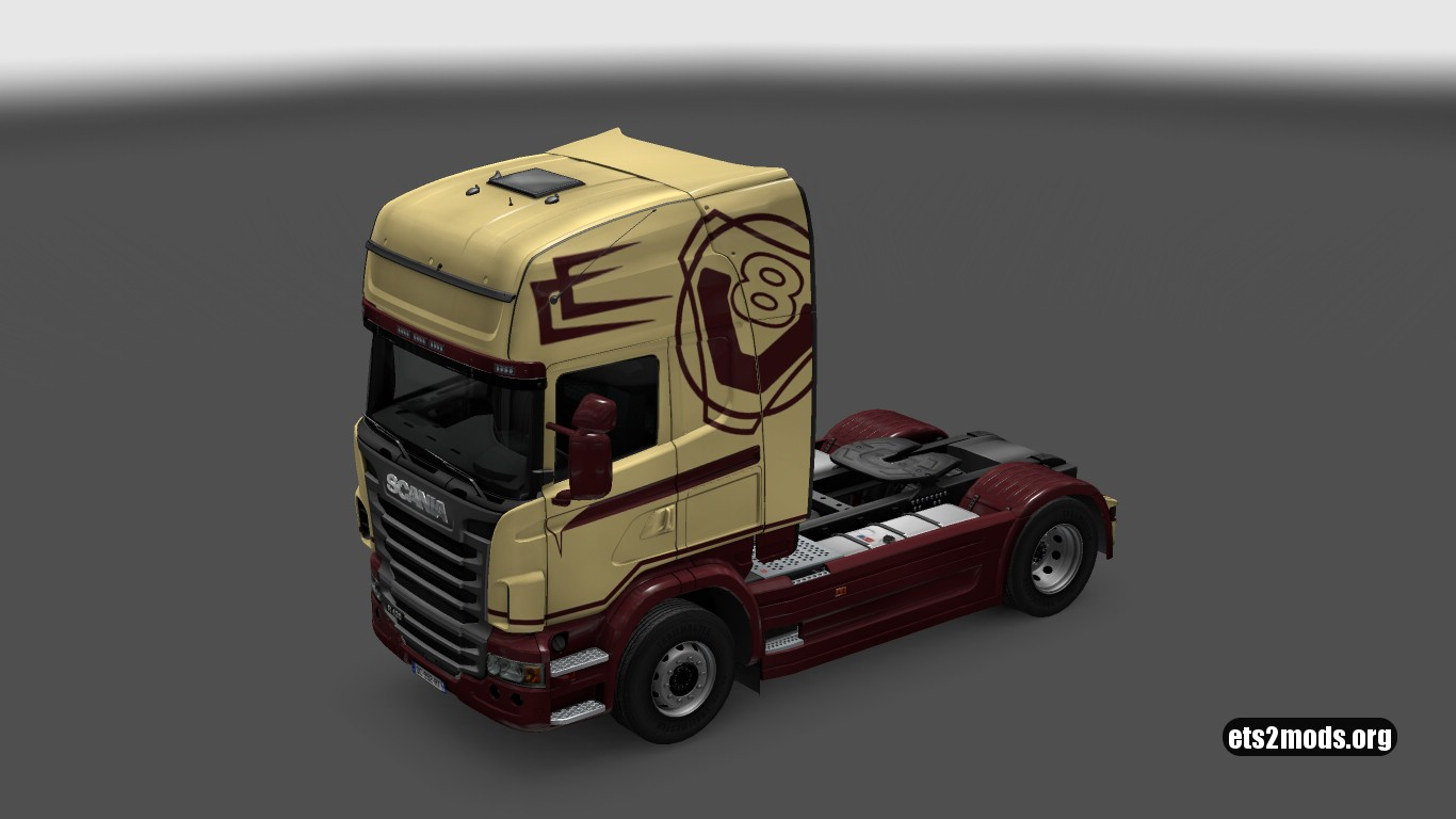 Kawa Skin for Scania R
